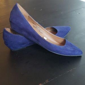 Merona Small Wedge Flats - Violet